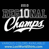 2010 Regional Champs