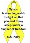 Son blanket of freedom