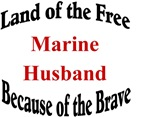 Land of the Free Marine Husband