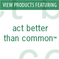 act better than common