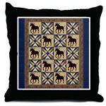 Gaited Horse Pillows