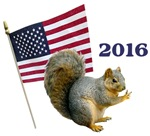 Squirrel for President