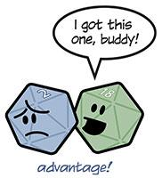 Advantage!