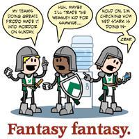 Fantasy fantasy.