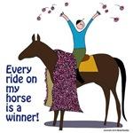 Winning Ride - bay