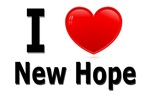 I Love New Hope Minnesota