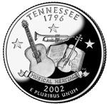 Tennessee Quarter