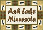 Ash Lake Minnesota Loon Shop
