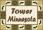 Tower Minnesota Loon Shop