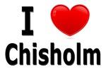 I Love Chisholm Shop
