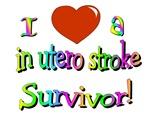 Love a in utero stroke survivor