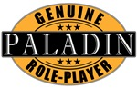 Genuine Role-Player Paladin T-shirts & Gifts