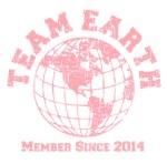 Team Earth : Member Since 2014
