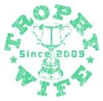 Trophy Wife Since 2009