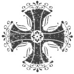 Elegant Iron Cross