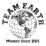 Team Earth : Member Since 2011