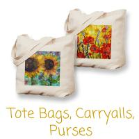 Tote Bags, Carryalls, purses