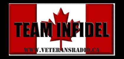 Team Infidel Flag
