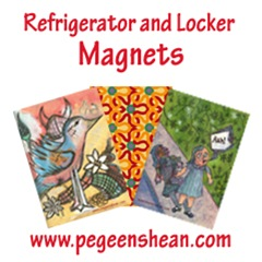 Refrigerator and Locker Magnets!