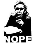 Clinton: Nope