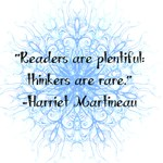 Harriet Martineau Quote