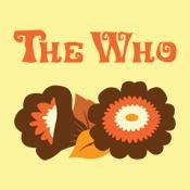 The Who Retro Flowers