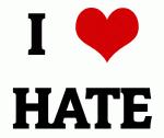 I Love HATE
