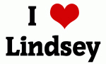 I Love Lindsey