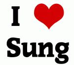I Love Sung