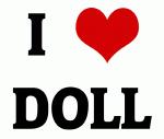 I Love DOLL