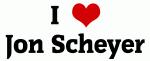 I Love Jon Scheyer