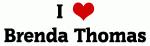 I Love Brenda Thomas