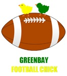 Greenbay football chick
