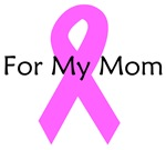 Pink ribbon for my mom
