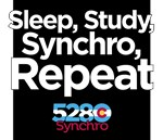 5280 Sleep, Study, Synchro, Repeat