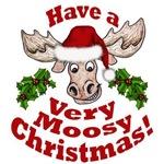 Moose Christmas
