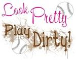 Dirty softball
