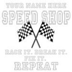 Custom Speed Shop