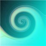 Teal Wave