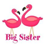Big Sister Pink Flamingo