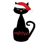 Christmas Cat Meow