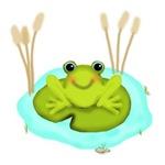 Smiling Frog Pond