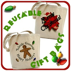 Reusable Gift Bags