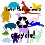 Save the Animals: Recycle!