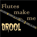 Flute Drool