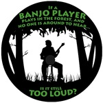 Banjo in the Forest