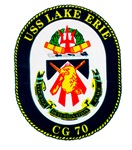 USS Lake Erie CG 70 Navy Ship