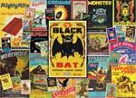 Vintage Firecracker Labels