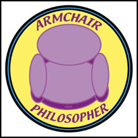 ARMCHAIR PHILOSOPHER T-SHIRTS & GIFTS