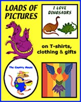 KIDS T-SHIRTS WITH CUTE PICTURES